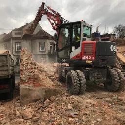 Tomasz Banach prace ziemne i wyburzeniowe - Studnie głębinowe Zator