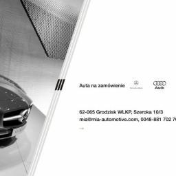 MIA AUTOMOTIVE Group Spółka z o.o. - Sprzedawcy samochodów dostawczych Grodzisk Wielkopolski