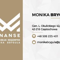 Monika Bryguła - Finanse Częstochowa
