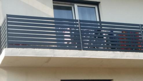 FERSPEC - Zabudowa balkonu Kraszkowice