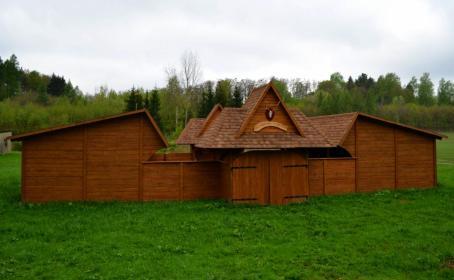 Forgarden - Siatka ogrodzeniowa Gruta