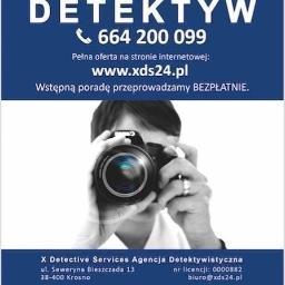 XDS Agencja Detektywistyczna - Detektyw Krosno