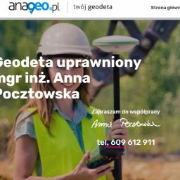 anageo - Geodeta Jaworzno