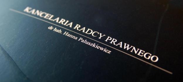 Kancelaria Radcy Prawnego Hanna Paluszkiewicz - Adwokat Września