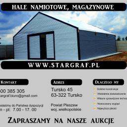 STARGRAF - Altanki Drewniane Tursko
