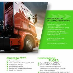 TRANSPORT USŁUGOWO-HANDLOWY - Firma Transportowa Nagawczyna