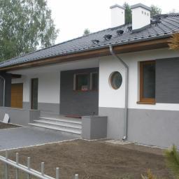 Domy murowane Daleszyce 8