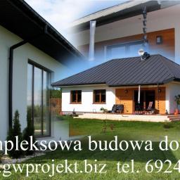 Domy murowane Daleszyce 1