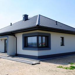Domy murowane Daleszyce 2