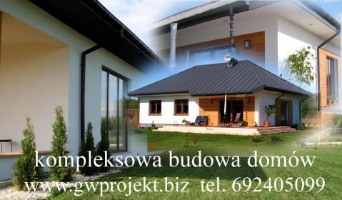 GW PROJEKT - Budowa Domów Daleszyce