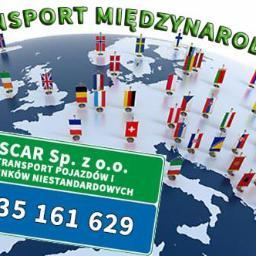 BSCAR Sp. z o.o. - Transport Chłodniczy Pilzno