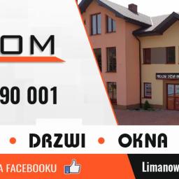 """P.H.U. """"M-DOM"""" - Sprzedaż Okien PCV Limanowa"""