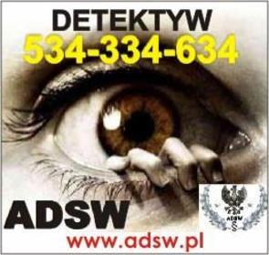 ADSW DETEKTYW - Detektyw Kraków