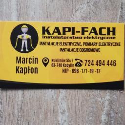 KAPI-FACH - Usługi Kuklinów