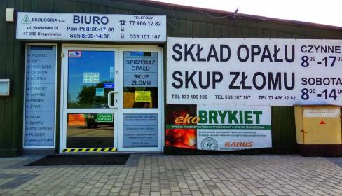 EKOLOGIKA s.c. - Dostawcy i producenci Krapkowice