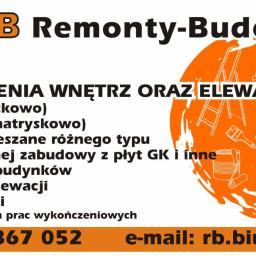 RB Remonty- Budowlane - Malowanie Ścian Wielgomłyny