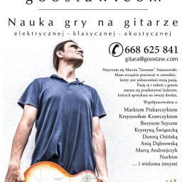 Studio gitary goostaw.com Marcin Stanczewski - Szkoła Muzyczna dla Dorosłych Olsztyn