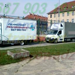 kammys trans - Przeprowadzki Gorzów Wielkopolski