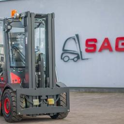 SAGO - Używane Wózki Widłowe. Sprzedaż, Serwis i Wynajem wózków widłowych - Wózki widłowe Czersk