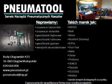 Pneumatool - Narzędzia Budy głogowskie
