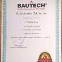 Amdar - Posadzki żywiczne i usługi ogólnobudowlane Tomasz Dara - Posadzki przemysłowe Nawojowa