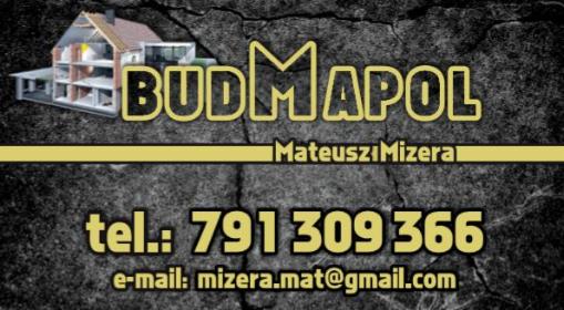 BudMapol - Malowanie Stalowa Wola