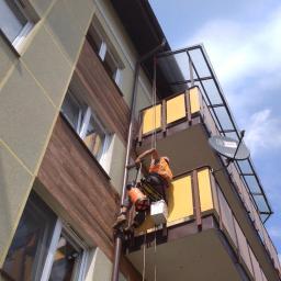 SpecMal Prace Wysokościowe Dariusz Pakuła - Remontowanie Dachów Krzywcza