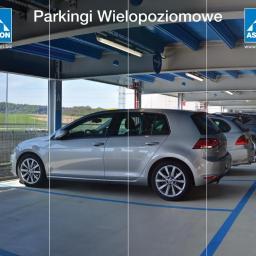 parking Wielopoziomowy Astron