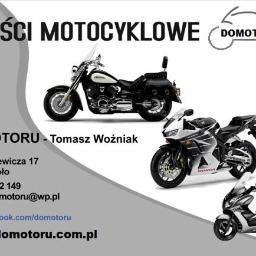 DOMOTORU - Tomasz Woźniak - Akcesoria motoryzacyjne Koło