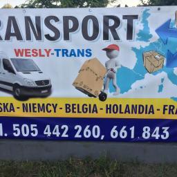wesly-trans - Transport Bagażowy Międzynarodowy Kolbuszowa