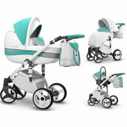Wózki dziecięce wielofunkcyjne Evado Eco