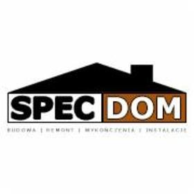 SPECDOM - Posadzki betonowe Wrocław