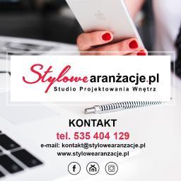 STYLOWE ARANŻACJE Studio Projektowania Wnętrz - Firmy Kielce
