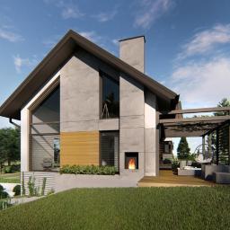 Projekty domów Nowy Sącz 2