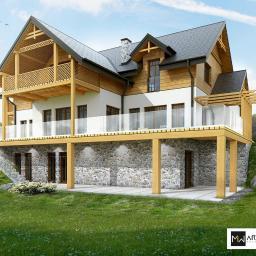 Projekty domów Nowy Sącz 4