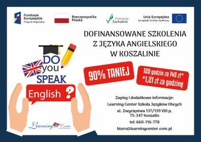 Learning Center Szkoła Języków Obcych - Szkoła językowa dla dzieci Koszalin