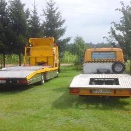 Giełda transportowa Grajewo