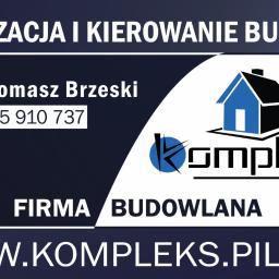 Kierownik Budowy - Tomasz Brzeski - Konstrukcje stalowe Piła