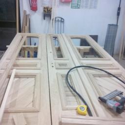 Schody drewniane Ołobok 12