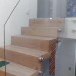 Schody drewniane Ołobok 6