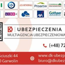 DK UBEZPIECZENIA Dominik Kujda - Ubezpieczenia grupowe Garwolin
