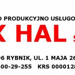 P.P.U.H. TREX HAL sp. z o.o. - Roboty ziemne Rybnik