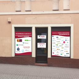 Centrum Kredytowe-Pomorski Kredyt - Fundusze Emerytalne Grudziądz