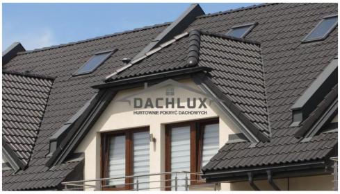 DACHLUX Hurtownie Pokryć Dachowych - Malowanie Pokryć Dachowych Zielonka