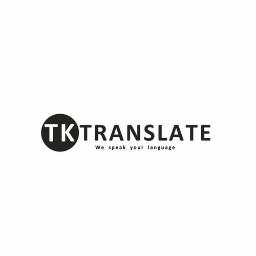 Biuro Tłumaczeń TKTRANSLATE - Tłumacze Krosno