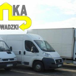 EMKA Przeprowadzki - Przeprowadzki międzynarodowe Zielona Góra