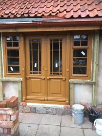 Windoor - Okna drewniane Pasłęk