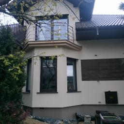 Domy murowane Lublin 1
