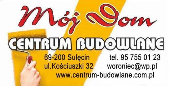 CENTRUM BUDOWLANE MÓJ DOM S.C - Okna drewniane Sulęcin