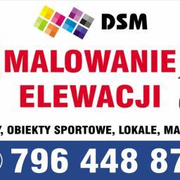 D. S. M. - Malowanie Elewacji Olsztyn